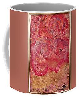 Floral Abstract 2 Coffee Mug