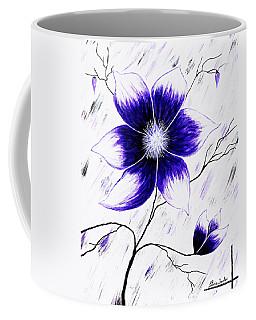 Floral Awakening Coffee Mug