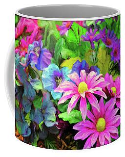 Floral Bouqet Coffee Mug