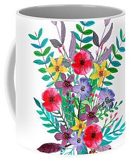 Just Flora Coffee Mug