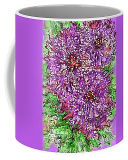 Floral Burst Coffee Mug