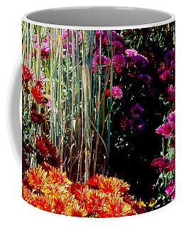 Floral Display Coffee Mug