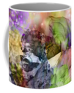 Floral Dream Of Oriental Beauty Coffee Mug