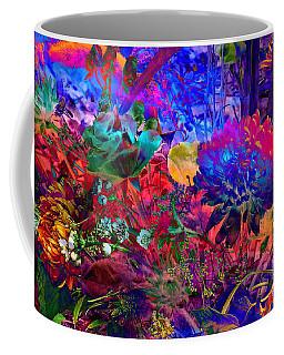 Floral Dream Of Summer Coffee Mug