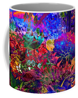 Floral Dream Of Summer Coffee Mug