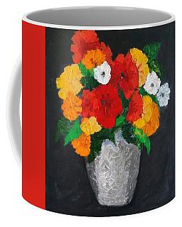 Floral Elegance Coffee Mug