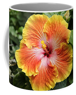 Floral - Flower - Life Design Coffee Mug by Kathy Bassett