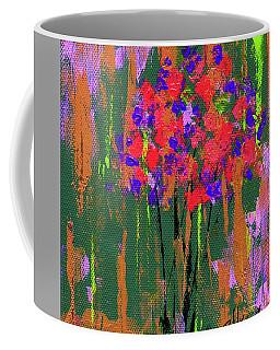 Floral Impresions Coffee Mug by P J Lewis