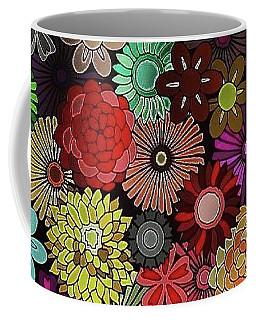 Floral Love Coffee Mug