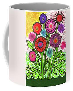 Floral Majesty Coffee Mug