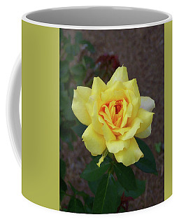 Coffee Mug featuring the painting Floral Print 102 by Chris Flees