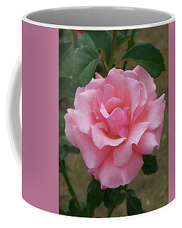 Coffee Mug featuring the painting Floral Print 105 by Chris Flees