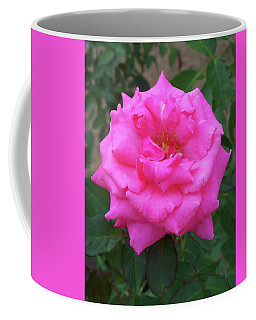Coffee Mug featuring the painting Floral Print 106 by Chris Flees