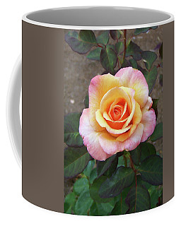 Coffee Mug featuring the painting Floral Print 108 by Chris Flees