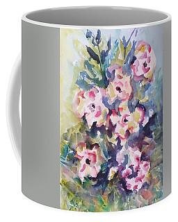 Floral Rhythm Coffee Mug