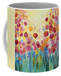 Floral Splendor II Coffee Mug
