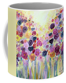 Floral Splendor IIi Coffee Mug