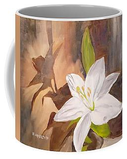 Floral-still Life Coffee Mug