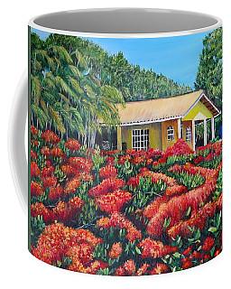 Floral Takeover Coffee Mug