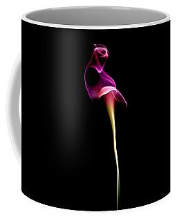 Floral Wisp Coffee Mug