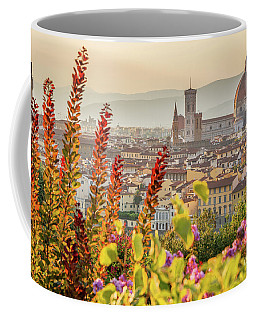 Florence In Summer Coffee Mug