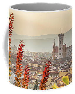 Florence In Summer Coffee Mug