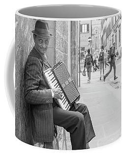 Florence Italy Street Performer  Coffee Mug