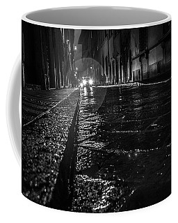 Coffee Mug featuring the photograph Florence Nights by Sonny Marcyan