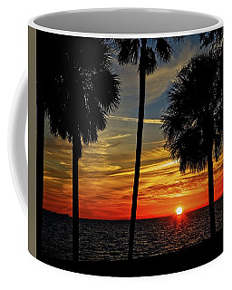 Florida Gulf Sunset Coffee Mug