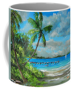 Florida Landscape Coffee Mug