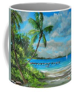 Florida Landscape Coffee Mug