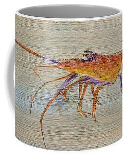 Florida Lobster Coffee Mug