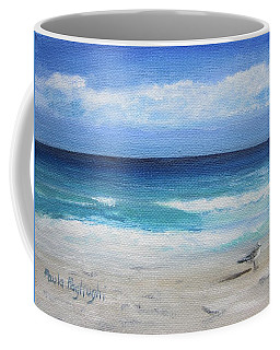 Florida Seagull Coffee Mug