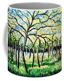 Flourish Coffee Mug