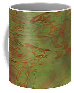 Flow Improvement In The Grass Coffee Mug