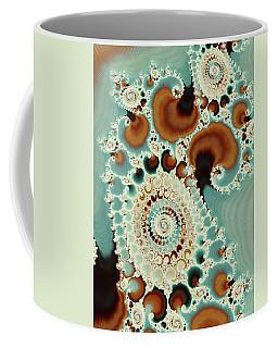 Flow Of Consciousness Coffee Mug