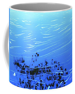 Flow Of Life Coffee Mug