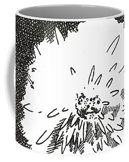 Flower 1 2015 Aceo Coffee Mug
