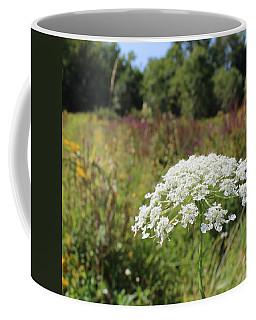 Flower Along The Trail  Coffee Mug