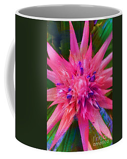 Flower Art Coffee Mug