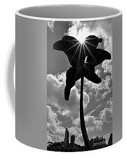 Flower Sculpture, Chicago Coffee Mug