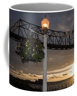 Flower Basket Coffee Mug