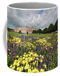 Flower Bed Hampton Court Palace Coffee Mug