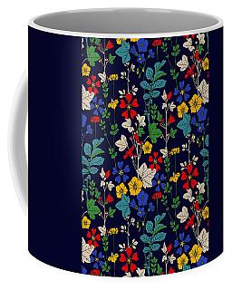 Flower Bed Coffee Mug