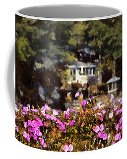 Flower Box Coffee Mug