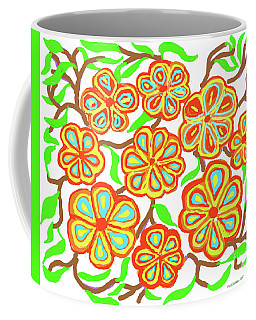 Flower Carnival Coffee Mug