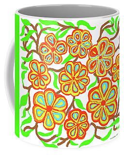 Flower Carnival Coffee Mug