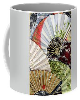 Flower Garden Coffee Mug by Hiroko Sakai