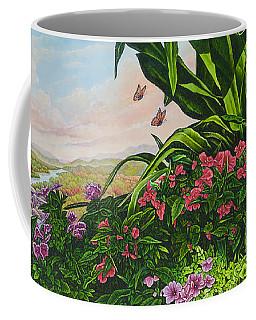 Flower Garden Vii Coffee Mug