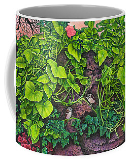 Flower Garden Viii Coffee Mug
